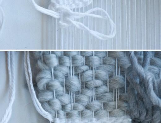 Rya Loop Video  The Weaving Loom