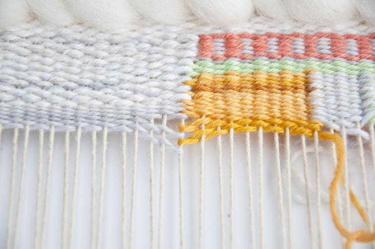 Beginners Guide To Weaving The Weaving Loom