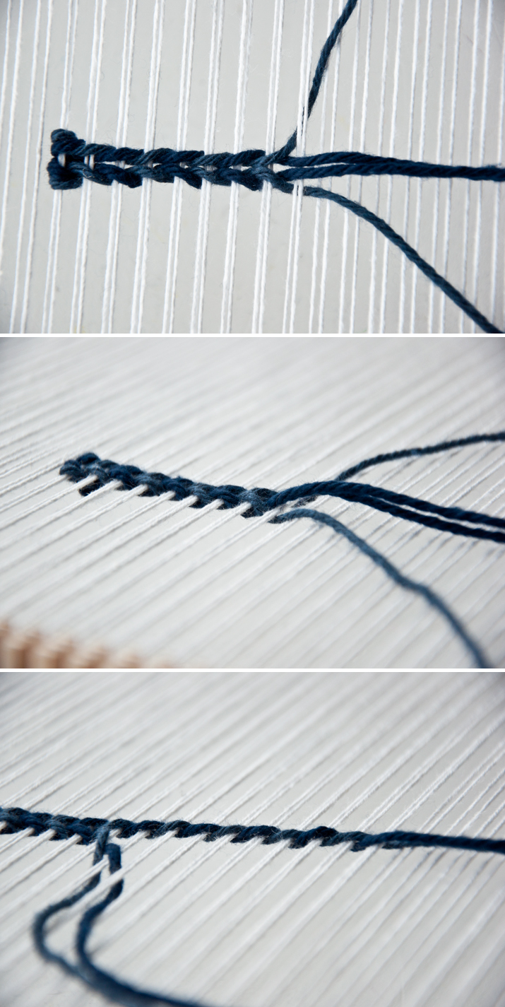 Twining Weave | The Weaving Loom