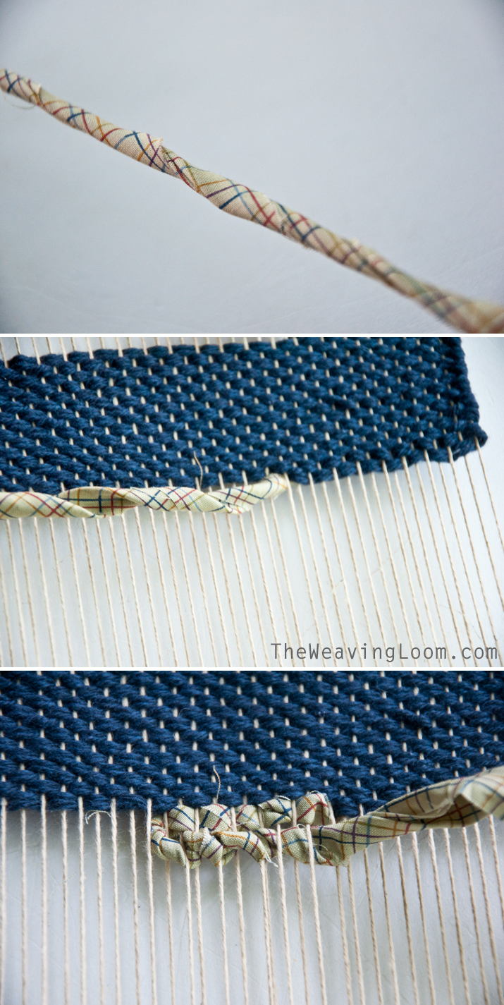 Explore Weaving with Fabric