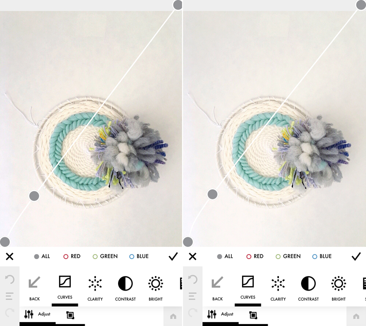 How to edit photos with a free app