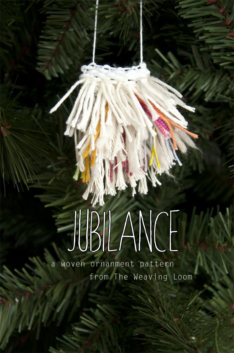 Free Ornament Weaving Pattern