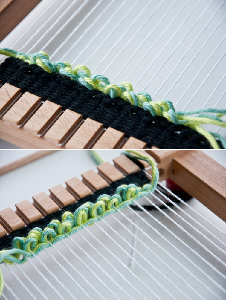 Tutorial on how to weave loops!