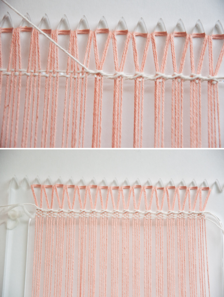 Weave Along || Part 1: Double Warping Your Loom