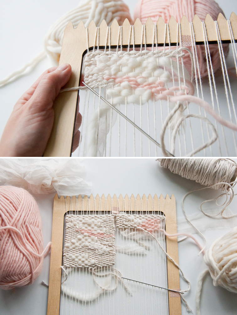 How to weave a coaster for your home!