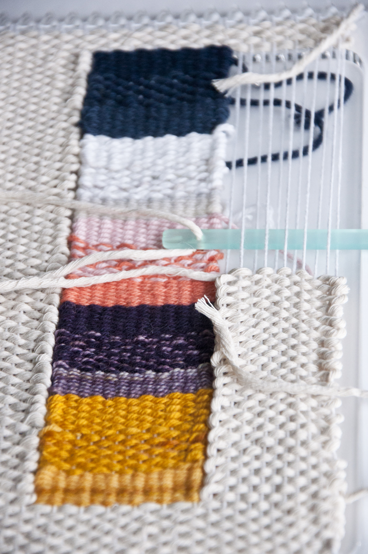 Weave This Simple Weave Pattern For Beginner S Part 1 The