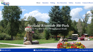 Bayfield Riverside RV Park