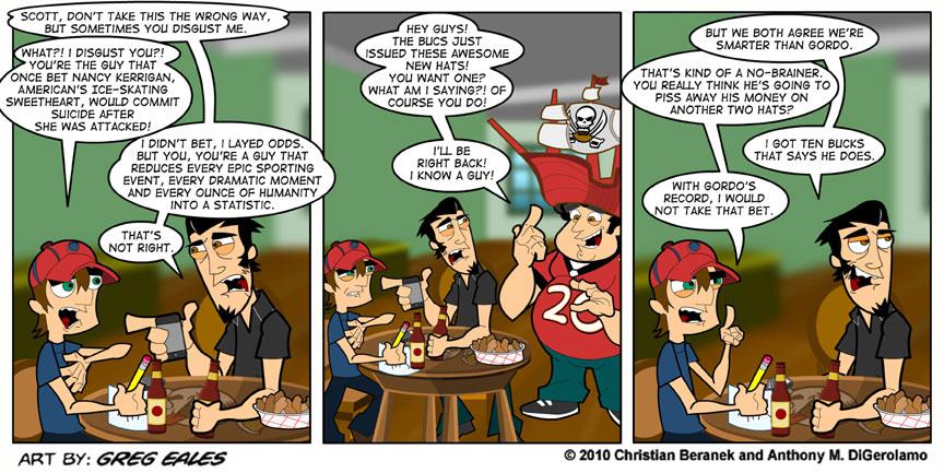 Sports Guys #18:  Super Fan Strikes!