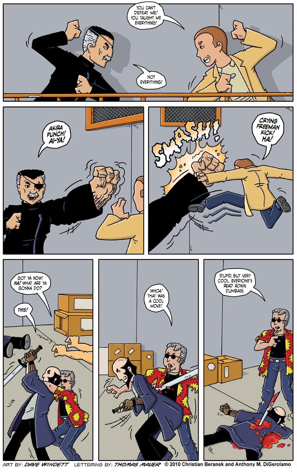 Comic Book Mafia #27: Anime Assassination