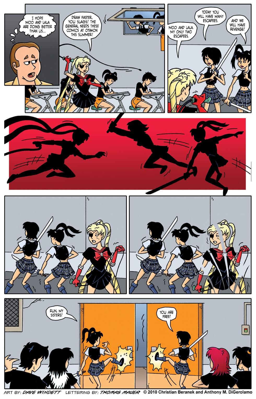 Comic Book Mafia #28: Revenge of the Manga Sweat Shop Slaves