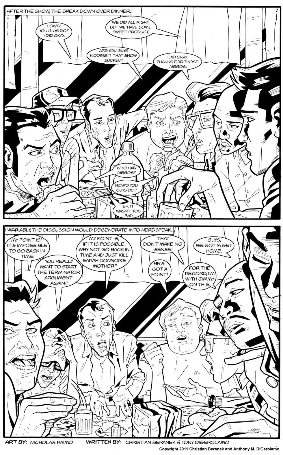 Dealers:  The Terminator Argument