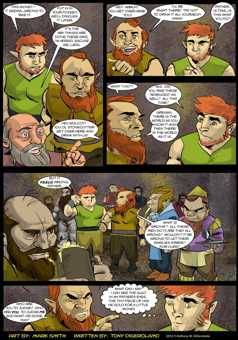 Kingdom of the Dwarves:  That Little Piece