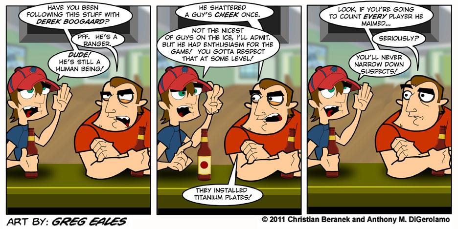 Sports Guys:  The Maim Game
