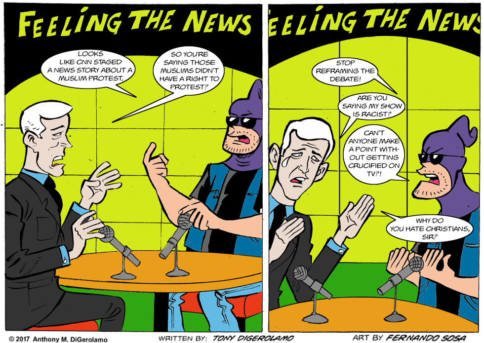 Tony Destructo:  Media Defense
