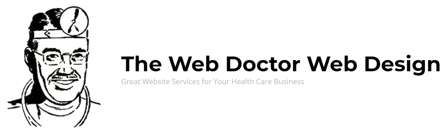The Web Doctor Logo