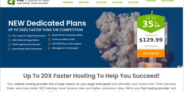 A2 Hosting - Fastest Web Hosting
