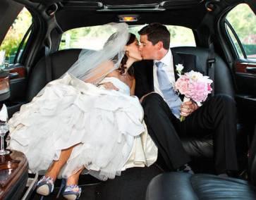 Nadine and Brian's wedding