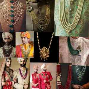 Neck pieces for Groom