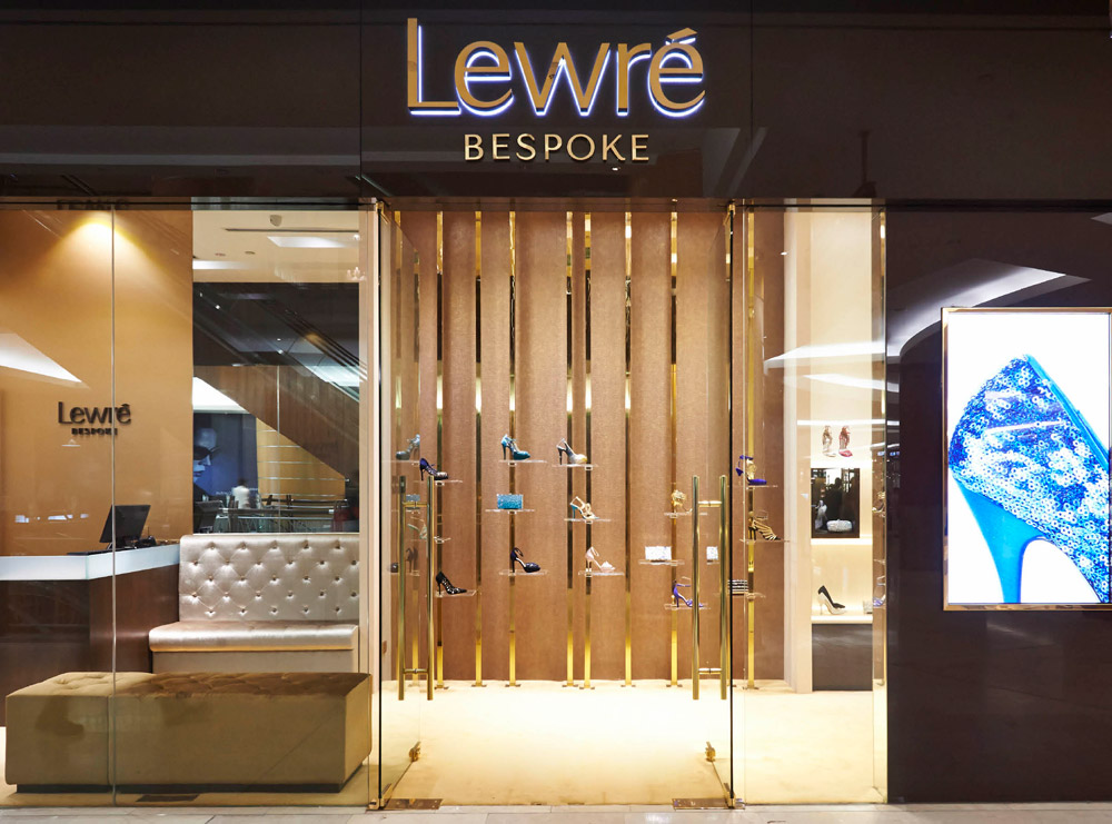 Lewre Shoes. The Gardens, Mid Valley City