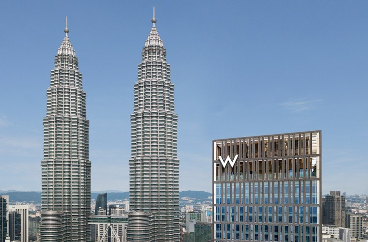 W Kuala Lumpur. www.theweddingnotebook.com