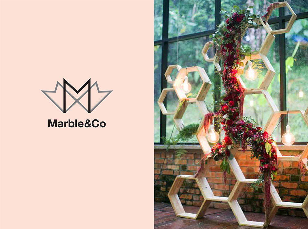 Marble and Co. Malaysia decorator. Anna Rina Photography