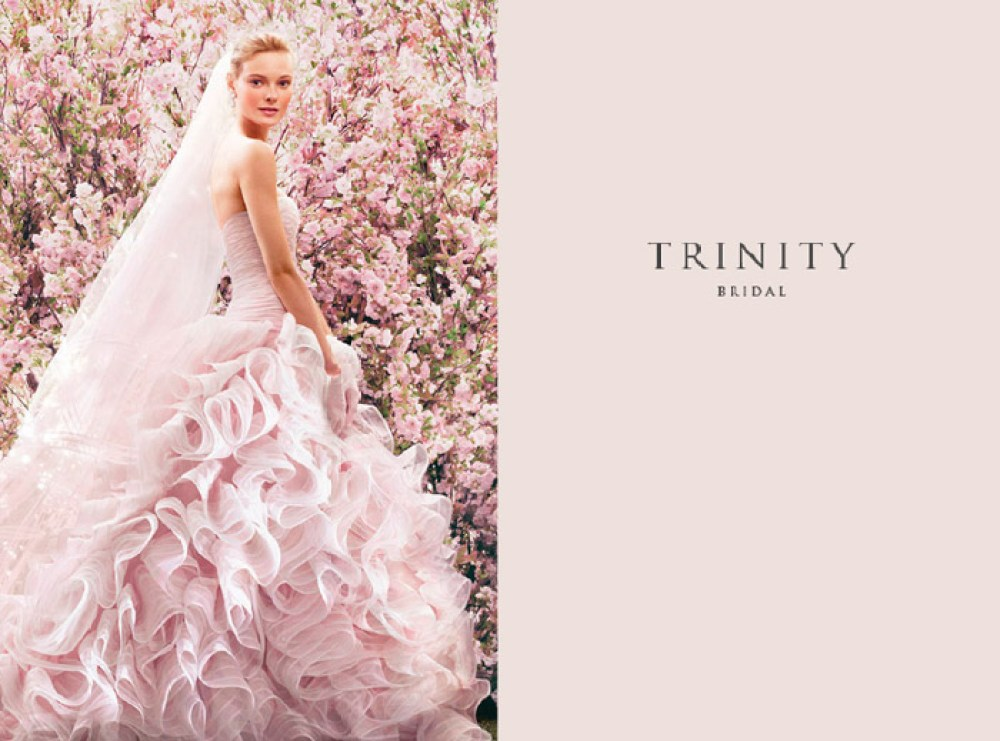 Oscar De La Renta at Trinity Bridal Hong Kong