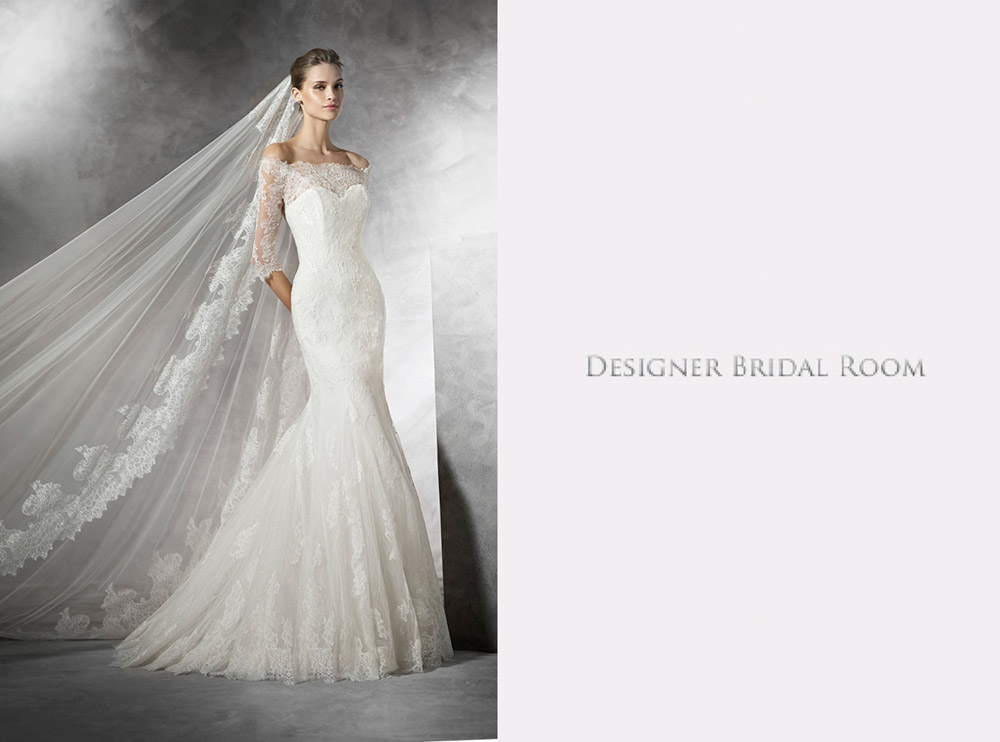 Pronovias Available At Designer Bridal Room Malaysia