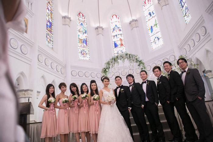 Photography by Kennfoo Weddings. www.theweddingnotebook.com
