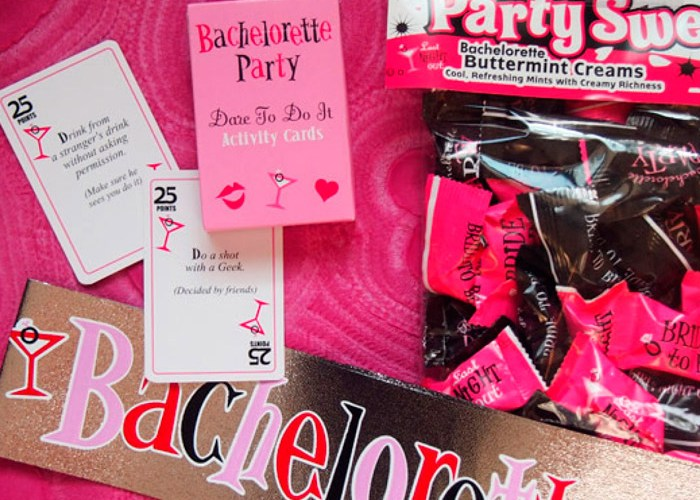 the difference between a bridal shower and a bachelorette party