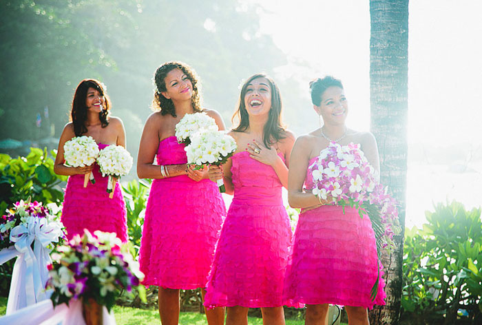 Bridesmaids' Dresses Roundup. Aidan Dockery Wedding Photography. www.theweddingnotebook.com