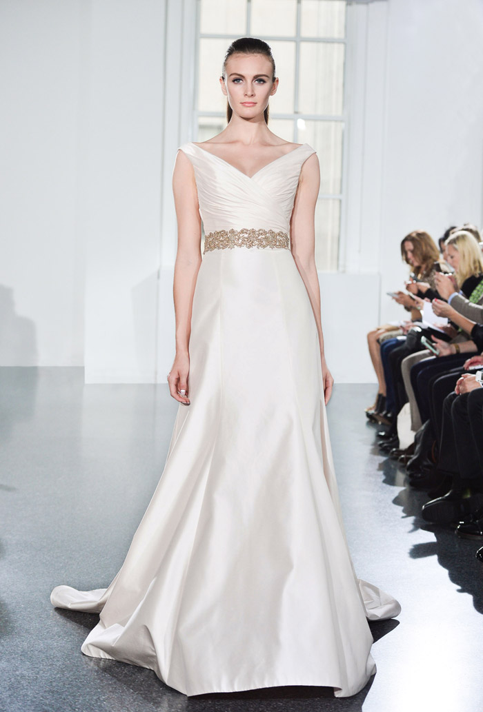 Legends By Romona Keveza Fall 2014 Collection - The Wedding Notebook ...