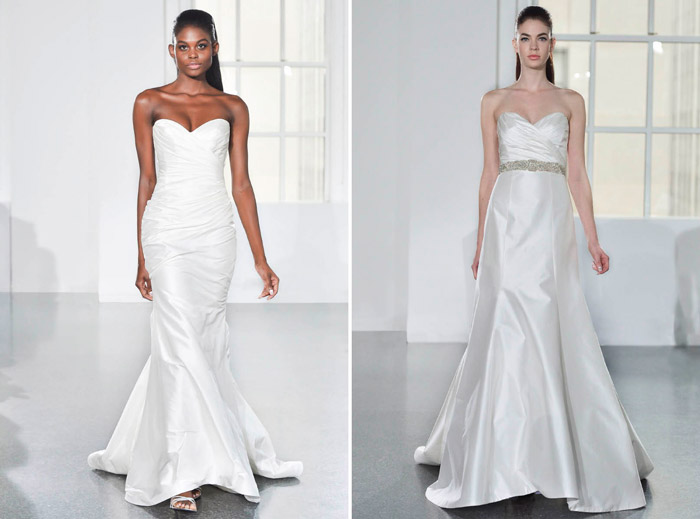 Legends By Romona Keveza Fall 2014 Collection. www.theweddingnotebook.com
