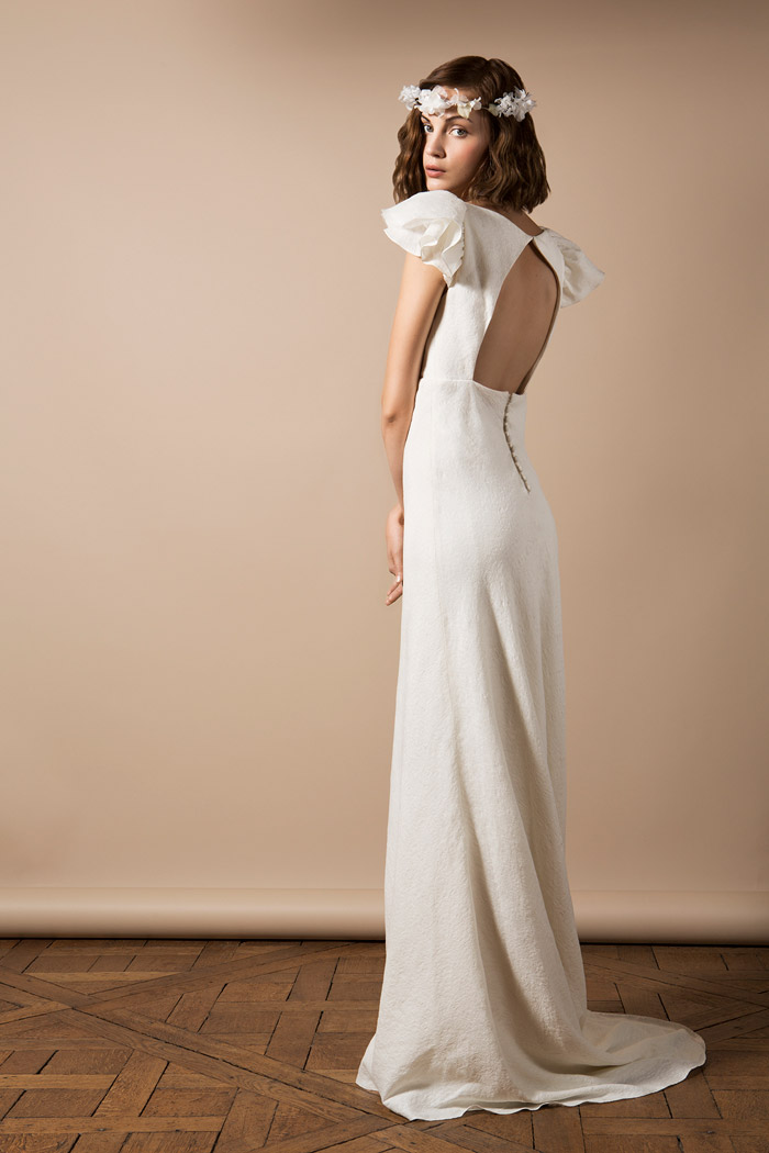 Delphine Manivet Fall 2014 Collection. www.theweddingnotebook.com