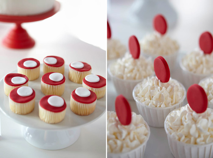 Concept and styling by Lettuce & Co. via www.theweddingnotebook.com