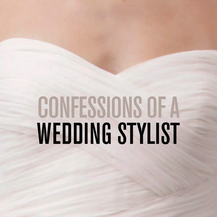Tips From A Wedding Stylist: How To Choose Your Wedding Dress. www.theweddingnotebook.com