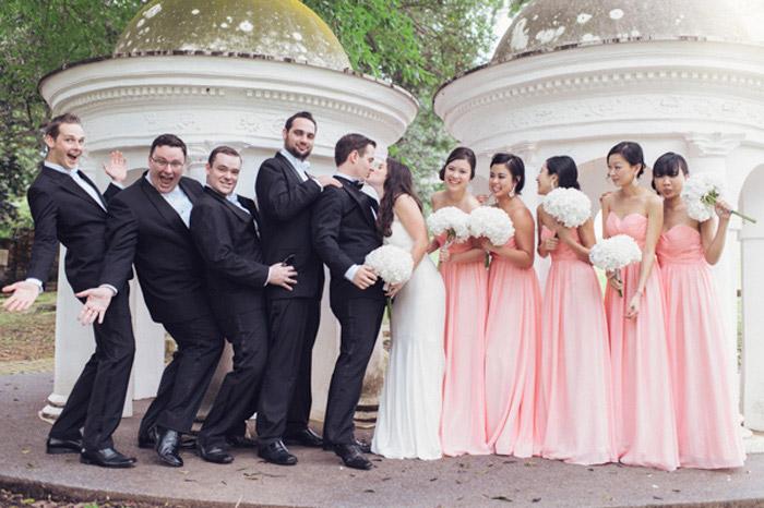 Photo by Bespoke Brides. Styling by The Wedding Stylist. www.theweddingnotebook.com