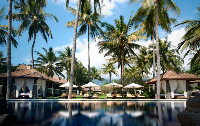Spa Village Resort Tembok Bali - 25 Must-See Honeymoon Resorts In Asia. www.theweddingnotebook.com