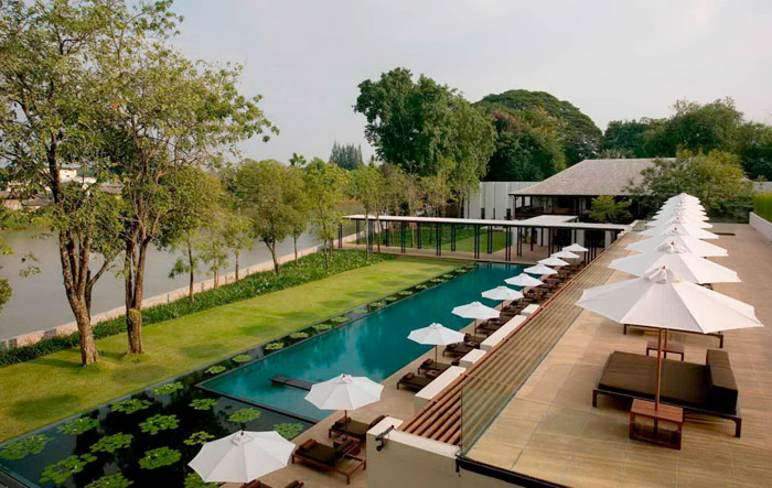 Anantara Chiang Mai - 25 Must-See Honeymoon Resorts In Asia. www.theweddingnotebook.com