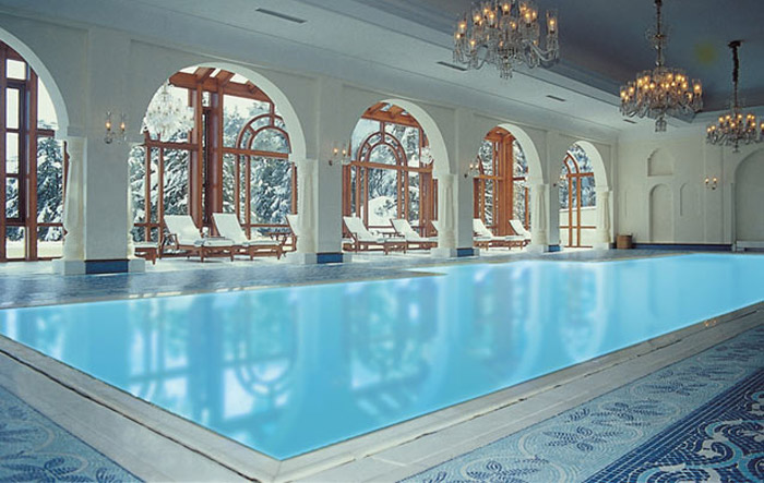 Wildflower Hall, Shimla in the Himalayas, Mashobra - 25 Must-See Honeymoon Resorts In Asia. www.theweddingnotebook.com