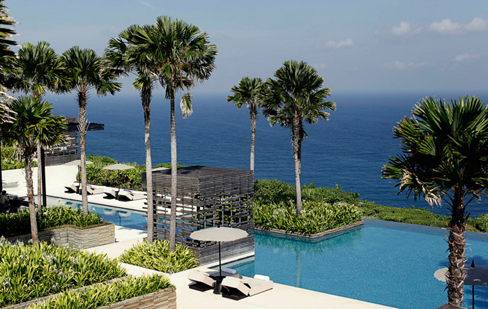 Alila Villas Uluwatu Bali - 25 Must-See Honeymoon Resorts In Asia. www.theweddingnotebook.com