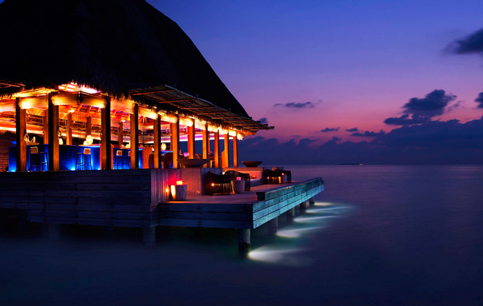 W Retreat & Spa Maldives - 25 Must-See Honeymoon Resorts In Asia. www.theweddingnotebook.com