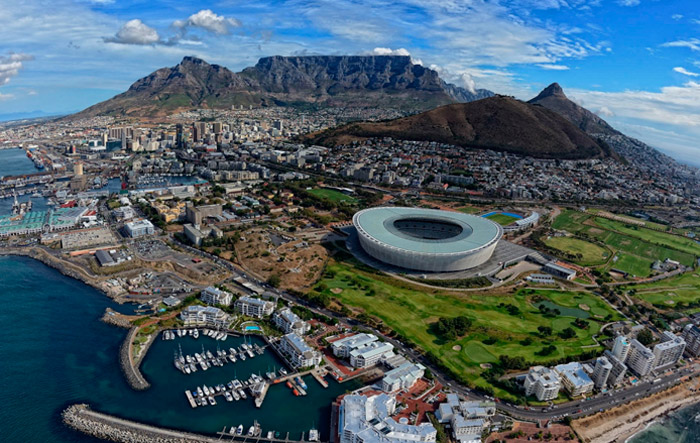 Cape Town, South Africa. Honeymoon itimerary for South Africa. www.theweddingnotebook.com