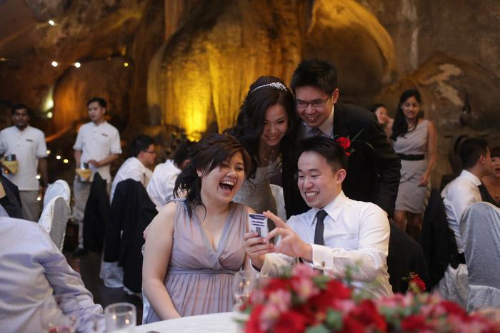 Photo by U Wang Photography. www.theweddingnotebook.com