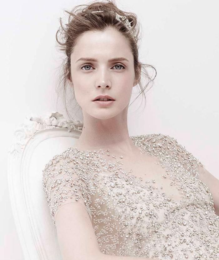 Jocasta – Jenny Packham Spring 2015 Bridal Collection . www.theweddingnotebook.com