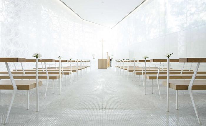 Eternity Chapel, Hyatt Regency Osaka Hotel, Japan