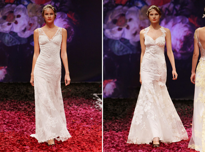 Claire Pettibone Fall 2014 Bridal Collection And