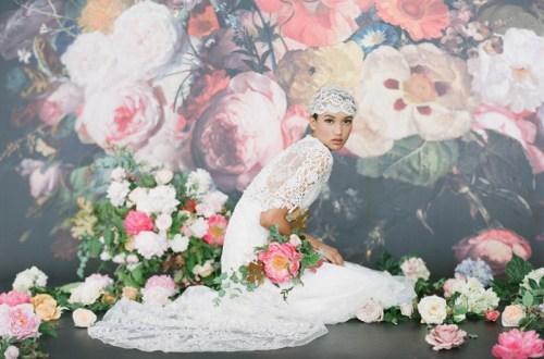Claire Pettibone Fall 2014 Bridal Collection. www.theweddingnotebook.com