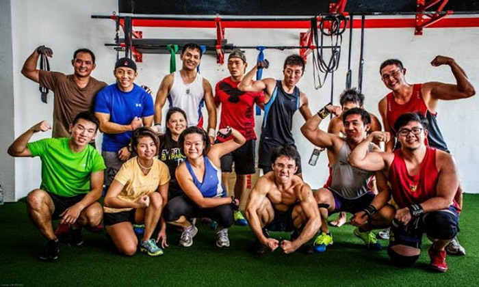 Crossfit -Mobilus, Singapore
