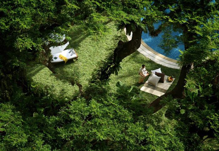 Shangri-La's Rasa Sayang Resort and Spa, Penang garden wedding. www.theweddingnotebook.com