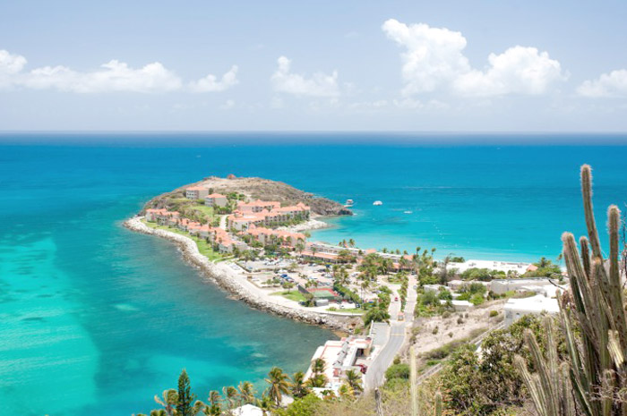 20 Honeymoon Ideas – Saint Martin/Sint Maarten. www.theweddingnotebook.com
